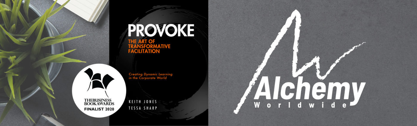 Alchemy Worldwide Provoke Book